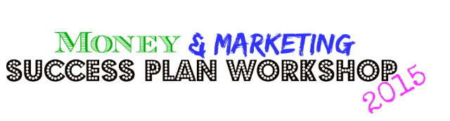 money and marketing success plan